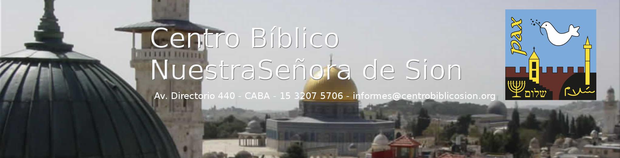 Centro Bíblico Nuestra Señora de Sion